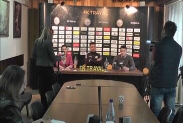 FK Trajal pred utakmicu sa Teleoptikom