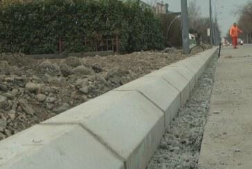 Radovi u Balkanskoj i Ulici Vece Korčagina