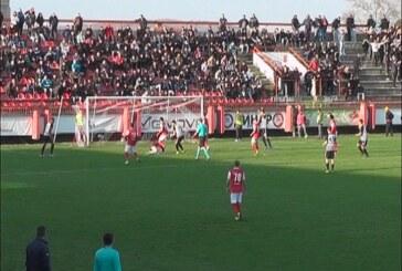 Napredak poražen od Partizana (0:4) u Kupu Srbije