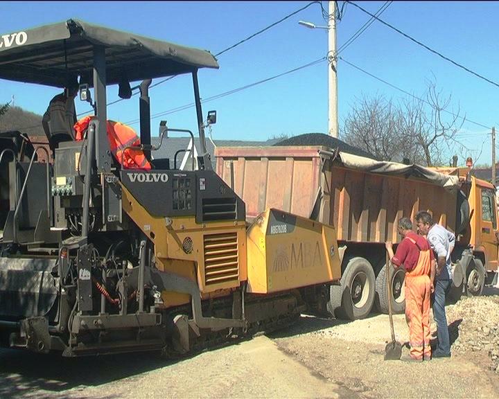 Infrastrukturni radovi u ruralnom područiju Grada Kruševca