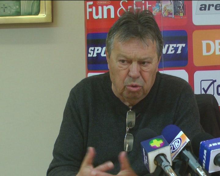 Fudbaleri Napretka sutra dočekuju ekipu Partizana
