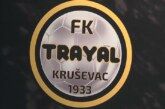 Fudbaleri Trajala igrali nerešeno sa ekipom OFK Žarkova u Beogradu