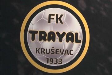 Fudbal:Trajal odigrao 1:1 sa ekipom Kabela iz Novog Sada