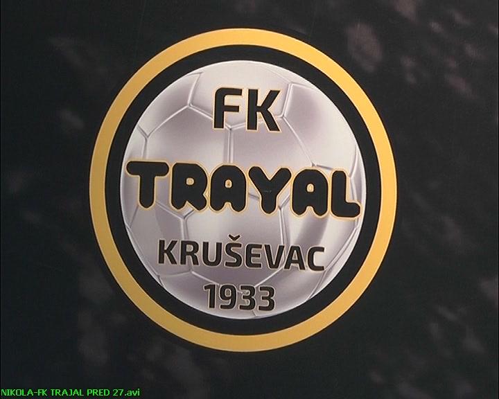 FK Trajal u 27. kolu Prve lige Srbije dočekuje Slobodu iz Užica