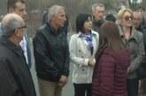 Gradonačelnica Kruševca sa saradnicima obišla radove u Đunisu, Dvoranu i Pakašnici