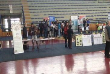 Na Sajmu visokih škola i fakulteta u Kruševcu interesovanje za štand Poljoprivrednog fakulteta