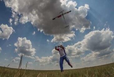 """Dobitnik """"Zlatnog orla"""" za sportistu godine u letačkoj kategoriji – Vladimir Bačanin"""