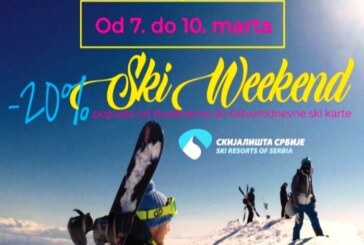 Prvi top ski vikend na Kopaoniku