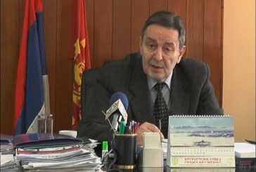 Načelnik Rasinskog upravnog odbora Branislav Vesić o planovima za ovu godinu