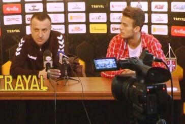 FK Trajal pred utakmicu sa Inđijom: Moramo da pokažemo pravi karakter!