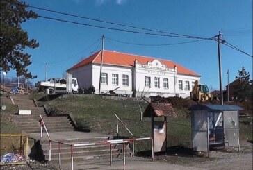 """U toku rekonstrukcija Osnovne škole """"Sveti Sava"""" u Orašju (opština Varvarin)"""