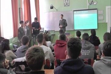 Upoznavanje učenika sa vojnim pozivom i predstavljanje vojnih škola