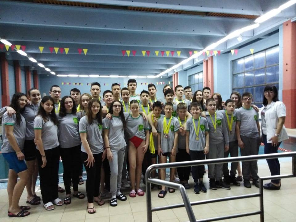 Plivačima Napretka 39 medalja u Paraćinu