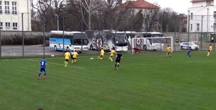 Fudbaleri Trajala igrali nerešeno sa Teleoptikom iz Zemuna 1:1 (VIDEO)