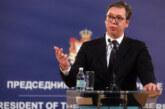 Predsednik Vučić najavio potpisivanje ugovora za izgradnju Moravskog koridora