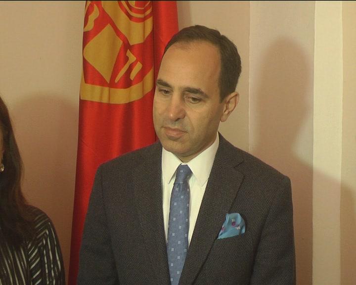 Turski ambasador Tanžu Bilgič u poseti Kruševcu