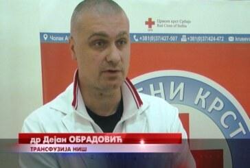 Druženje u funkciji promocije dobrovoljnog davanja krvi