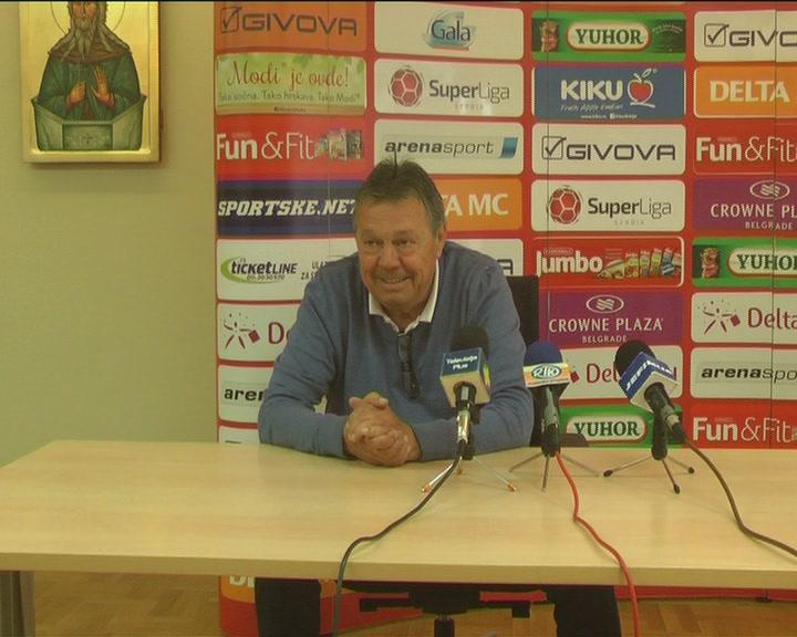 Kosanović pred utakmicu sa Proleterom: Protivnika treba poštovati, ali ga se ne treba plašiti