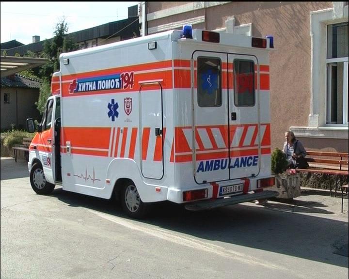 Služba Hitne pomoći tokom vikenda imala smanjen obim posla