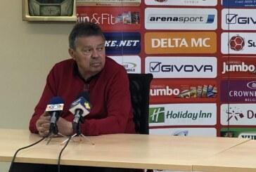 Kosanović pred utakmicu u Lučanima: Motivisani da se nadigravamo