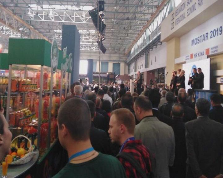 Privrednici Rasinskog okruga na 22. Međunarodnom sajmu gospodarstva u Mostaru