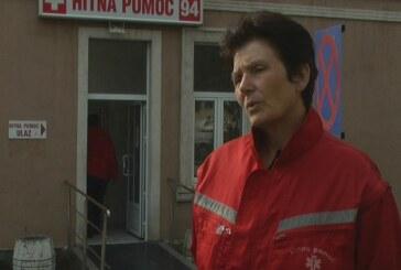 I ovog vikenda više posla za Službu hitne medicinske pomoći u Kruševcu