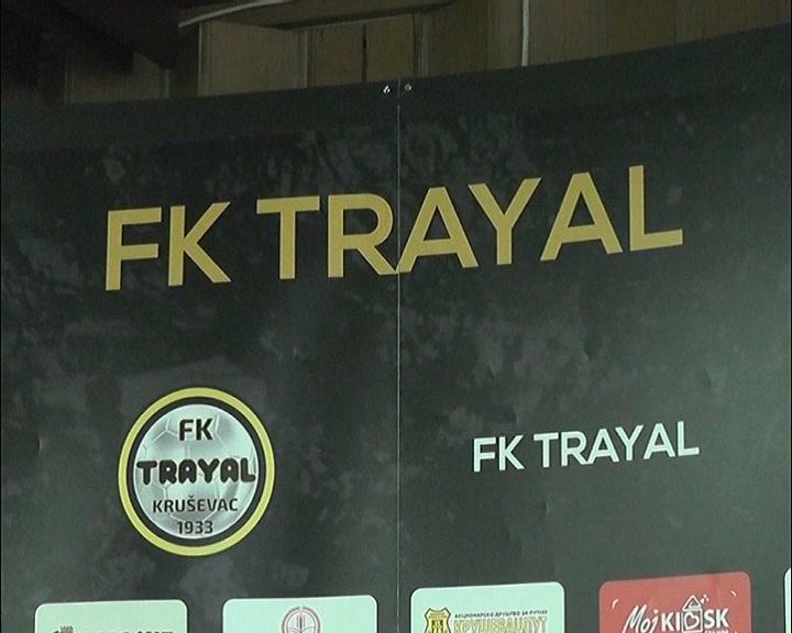 FK Trajal dočekuje ekipu Zemuna
