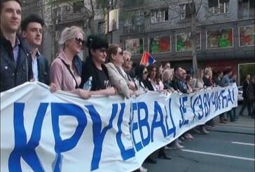 """Više od šest hiljada ljudi iz Rasinskog okruga na skupu """"Budućnost Srbije"""" u Beogradu"""