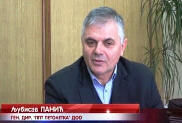 PPT PETOLETKA DOO: Generalni direktor Ljubisav Panić posle radne posete Minsku u Belorusiji