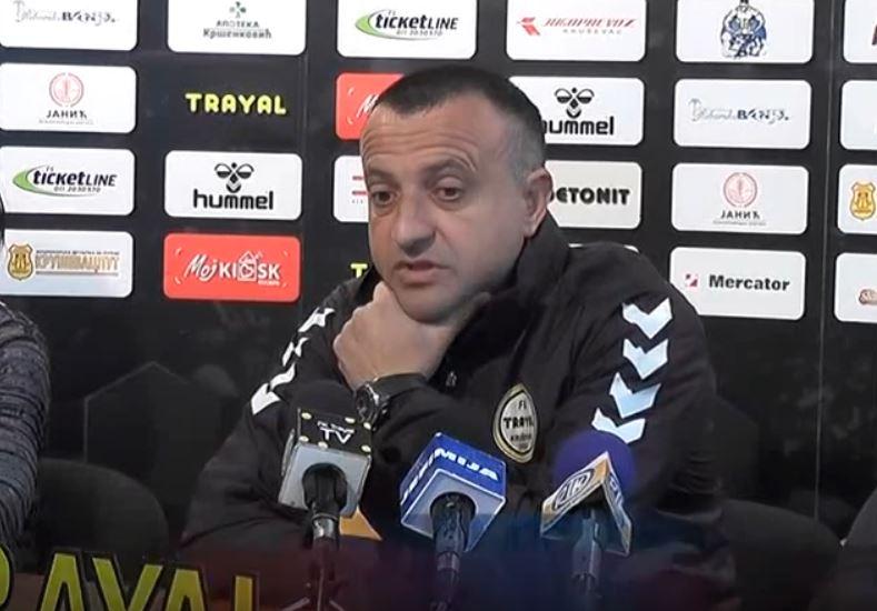 U FK Trajal optimisti pred utakmicu sa Borcem