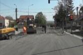 Završavaju se radovi na kolovozu u Balkanskoj ulici u Kruševcu