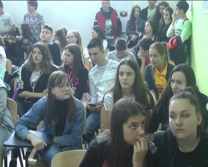 Dan otvorenih vrata u Hemijsko-tehnološkoj školi u Kruševcu