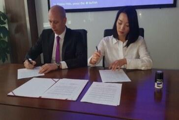 Memorandum o razumevanju sa kineskom Centralno – evropskom trgovinskom zonom