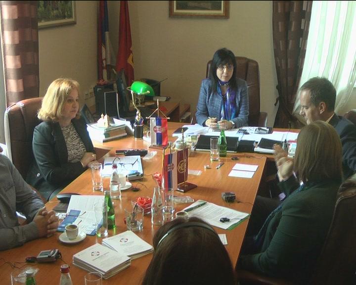 Ambasador Švajcarske Filip Ge u poseti Kruševcu