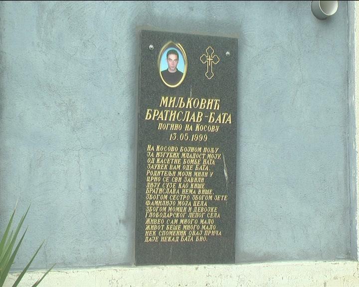 NEMILOSRDNI ANĐEO: 13. maja 1999. u selu Vitak poginuo je Bratislav Miljković iz Globodera