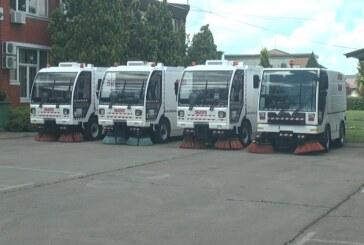 JKP Kruševac dobilo četiri autočistilice i četiri kamiona za odnošenje smeća