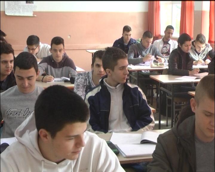 Maturanti se pripremaju za upis na fakultet