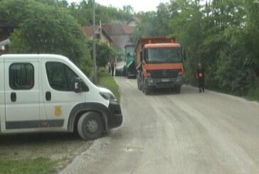 U Rosici počelo asfaltiranje najkraće deonice puta Kruševac – Aleksinac