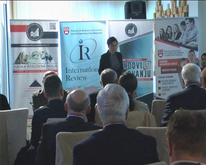 Nacionalno naučno-stručna konferencija TRENDOVI U POSLOVANJU 2019.