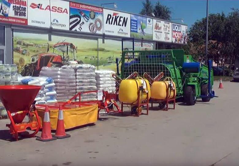 Mlekara Eko-Mlek u Kaoniku organizovala po treći put Poljoprivrednu manifestaciju
