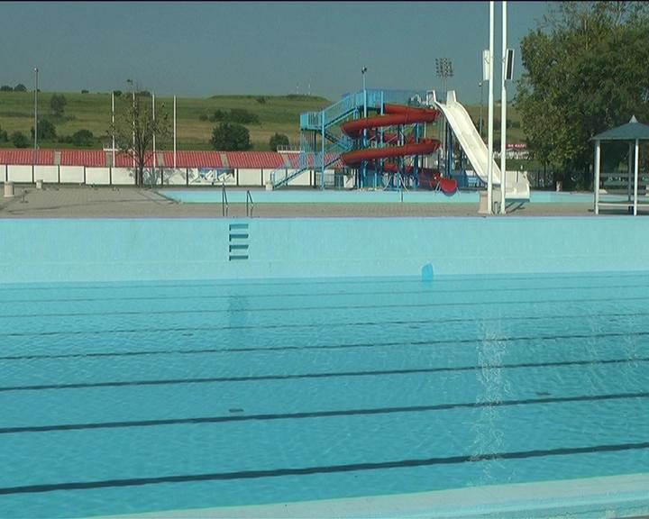 Otvoreni bazeni Sportskog centra Kruševac otvaraju se u petak