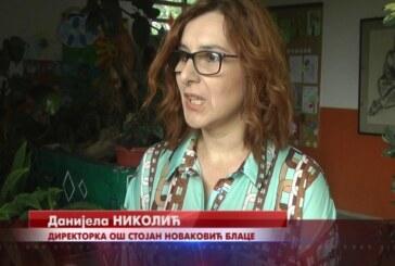 """U OŠ """"Stojan Novaković"""" u Blacu otvoren savremeni kabinet za ruski jezik"""