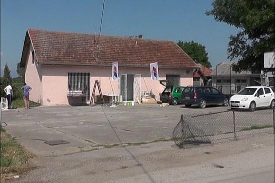 Radovi na rekonstrukciji zgrade Doma kulture u selu Koševi