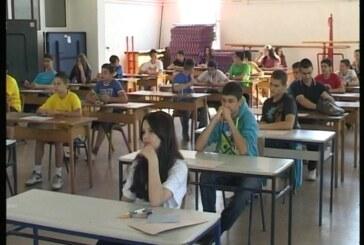 Završni ispit za osmake 17, 18. i 19. juna