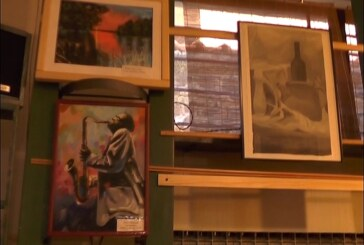 "U čajdžinici ""Teatar"" izložba slika ""Dah prirode"""