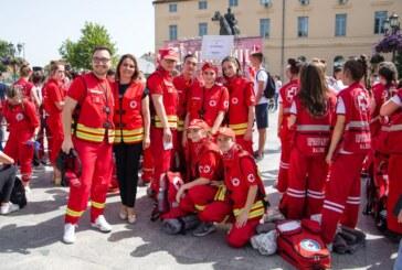 Volonteri Crvenog krsta Kruševac praktično primenili svoje znanje