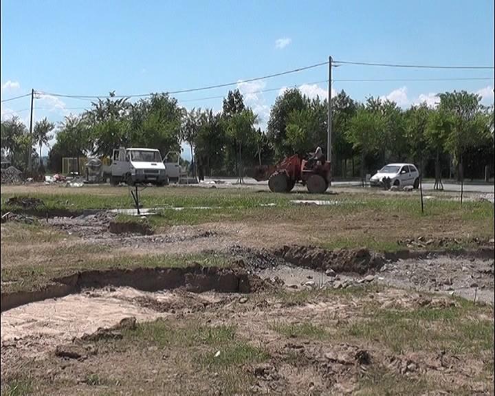Na više lokacija u Gradu gradjevinski radovi, vrednost oko 100 miliona dinara