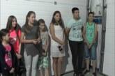 Obilazak hladnjače na gazdinstvu Snežane Marković u Parcanu