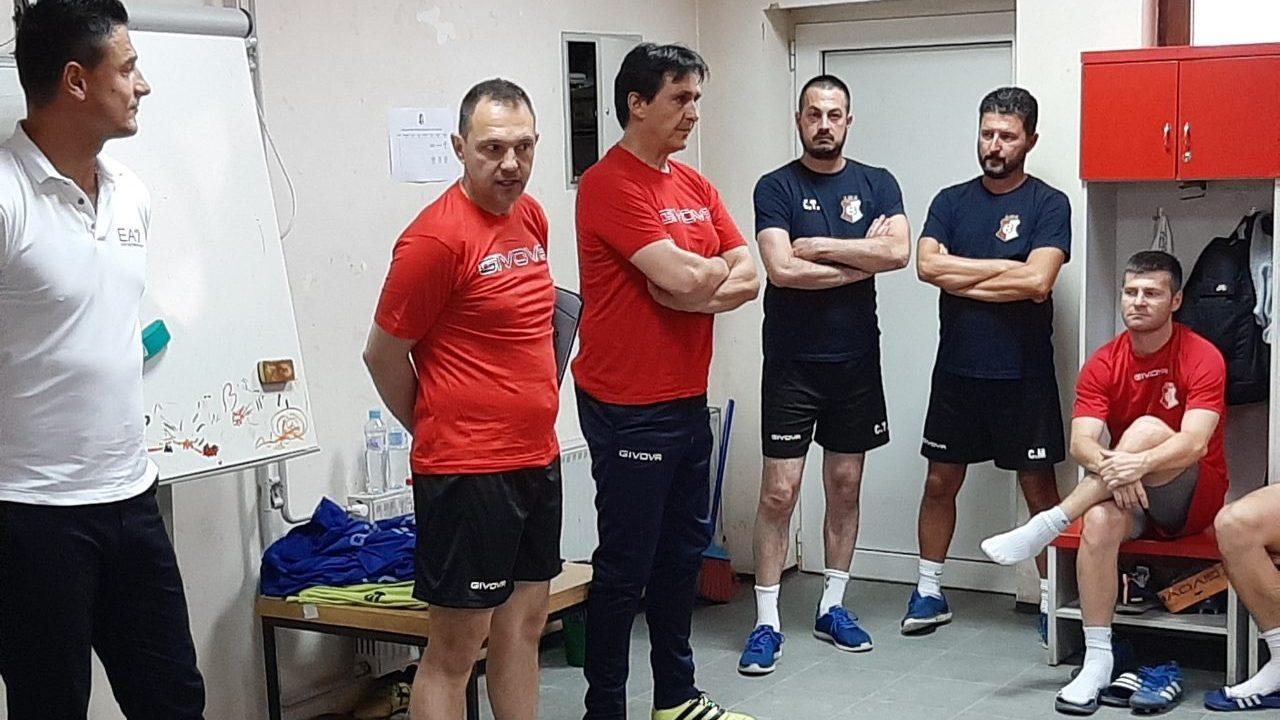 Predrag Rogan novi trener FK Napredak, stigla i prva pojačanja