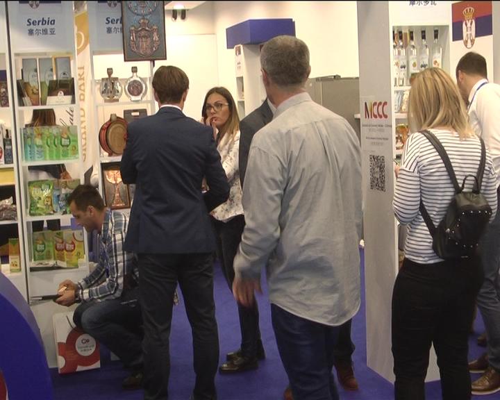 Tri firme na štandu Regionalne privredne komore na sajmu u Budimpešti predstavile svoje proizvode